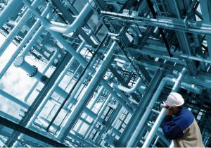 Industrial plants working smarter